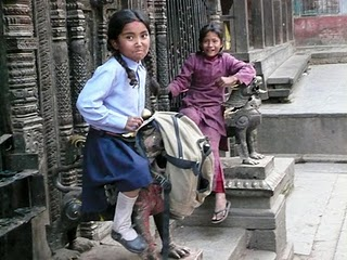 Bhaktapur, noël 2008